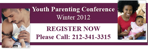 Youth Parenting Conference Winter 2012