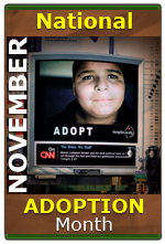 Adoption Month