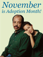 Adooption Month