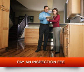 Pay an Inspection Fee