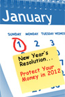 Top Ten Financial Resolutions for 2012