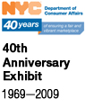 View DCA's 40th Anniversary Exhibit Slideshow (1969-2009)