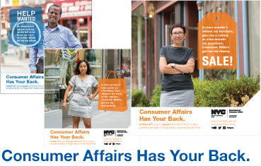 DCA Launches ���Consumer Affairs Has Your Back.���