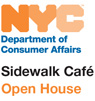 DCA Held Open House for Sidewalk Café Licensees on December 6