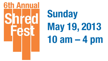 Shred Fest is May 19!