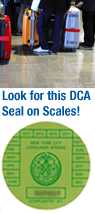 DCA Inspects All 766 Airline Scales and 138 Shops at NYC Airports to Protect Holiday Travelers