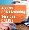First Deputy Mayor Harris and Commissioner Mintz Announce That New Yorkers Can Now Access DCA Licensing Services Online