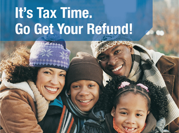 It���s Tax Time. Go Get Your Refund!
