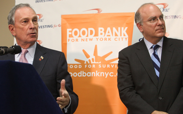 Mayor Bloomberg and Commissioner Mintz Launch the City's Tax Credit Campaign