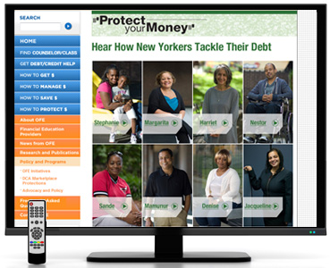 New Yorkers Share Their Financial Counseling Experiences in DCA's