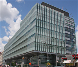 DCAS - About DCAS - Bronx Hall of Justice