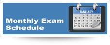Exam Schedules - The official exam schedule of the City of New York