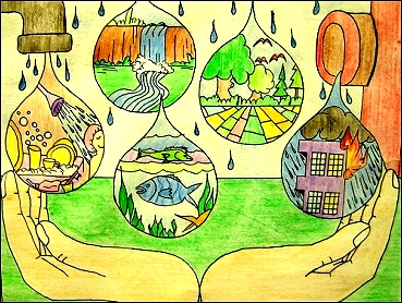water resources art poetry contest