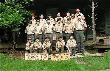 West Shokan Troop 163