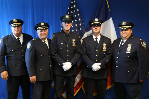 commissioner lloyd promotes two veteran members of the department of