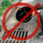 Grease Disposal Tips