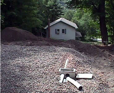 Septic Rehabilitation And Replacement Program Photo Album