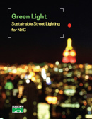 Sustainable Street Lighting for NYC