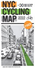 NYC Cycling Map 2010