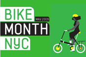 Bike Month NYC: May 2009