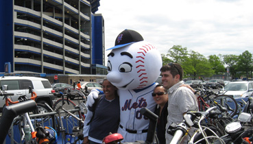 5th Annual Bike to Shea Day