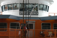 Photo of the Spirit of America Ferry
