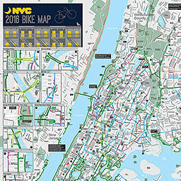 Image Gallery Map Bicycle