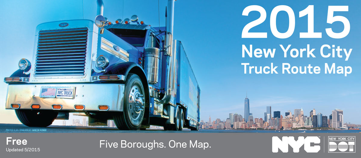 NYC DOT Trucks And Commercial Vehicles - Best truck maps us