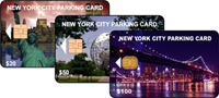 New York City Parking Card