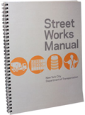PDF Download of the NYC DOT Street Works Manual