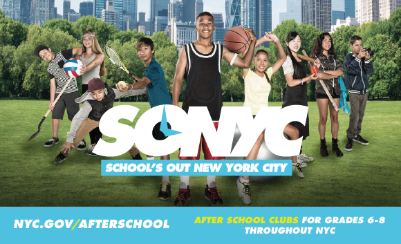 SONYC School is Out New York City