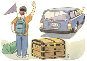 Leaving Home For College | www.pixshark.com - Images ...