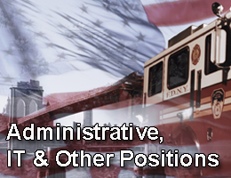 Administrative & Civilian Positions
