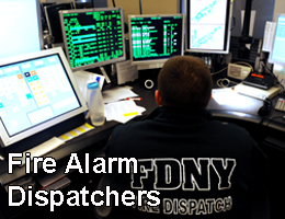 Fire Alarm Dispatchers