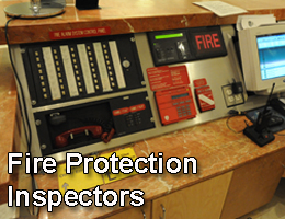 Fire Protection Inspectors