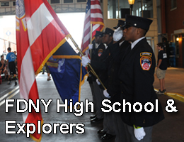 FDNY High School & Explorers