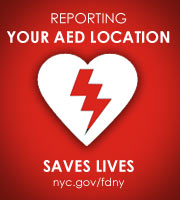 Report Your AED Location
