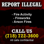 Report Arson and Other Fire Crimes