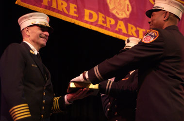 FDNY Graduates Largest Paramedic Class in History