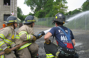 Phoenix Camp for Girls Introduces Young Women to Fire Service