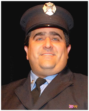 The FDNY Regretfully Announces the Death of Lt. Richard A. Nappi