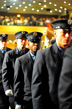 FDNY Graduates 242 Probationary Firefighters