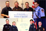 FDNY Members Honored by Department of Environmental Protection