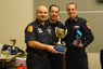 EMTs Joe Fortis, Ruben Berrios and Gilbert Ramos from the EMS Academy won first place in the Nebraska State EMS Competition in late November, the sixth state competition the team has won