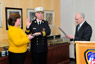 Edward Kilduff Sworn in as Chief of Department