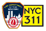FDNY Makes 25 Bureau of Fire Prevention (FDNY) Inspection Requests Available Through 311 Online Effective Immediately