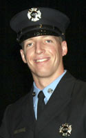 Firefighter Michael C. Reilly
