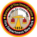 Bureau of Fire Investigation Patch