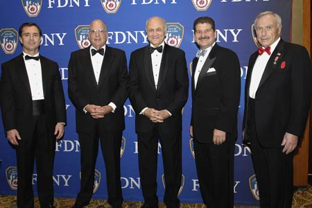 FDNY Foundation�s Humanitarian Awards Dinner