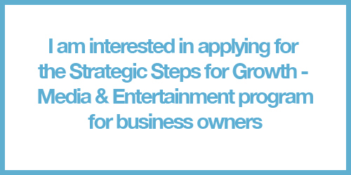 Apply for Strategic Steps for Growth